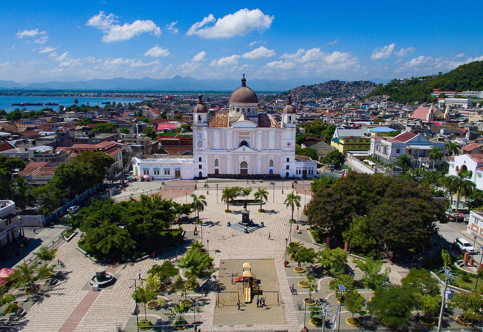 Cathédrale du Cap-Haïtien, Nord - Haïti