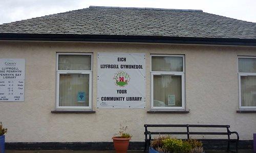 Penrhyn Bay Community Library