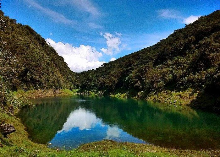 Laguna de Angascocha - Santuario Nacional de Ampay