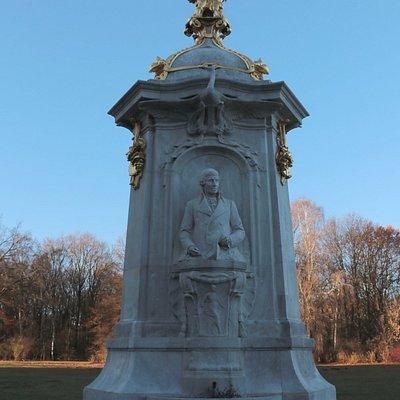 Beethoven-Haydn-Mozart Denkmal at Tiergarten