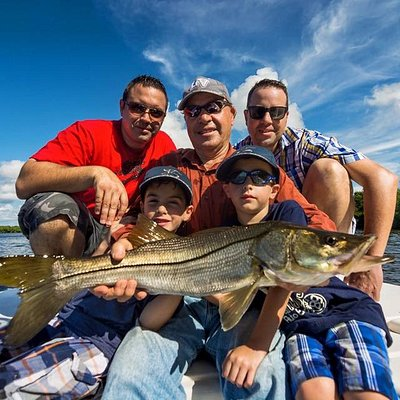 Making family memories and teaching lifelong anglers!