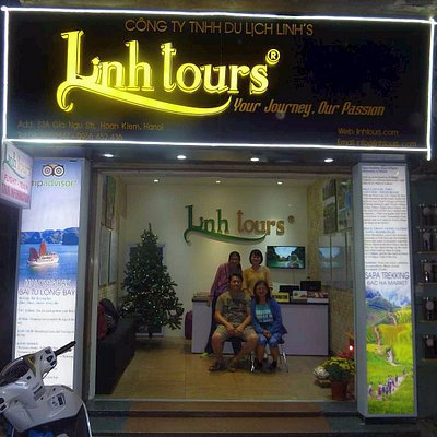 Linh Tours Office