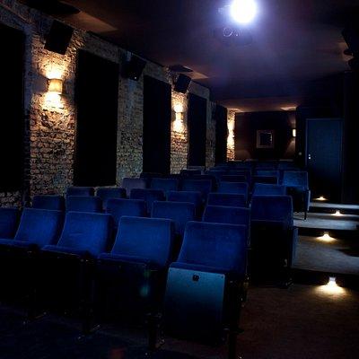 The cinema