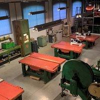 Macchine da lavoro della Sesto industriale del 1900