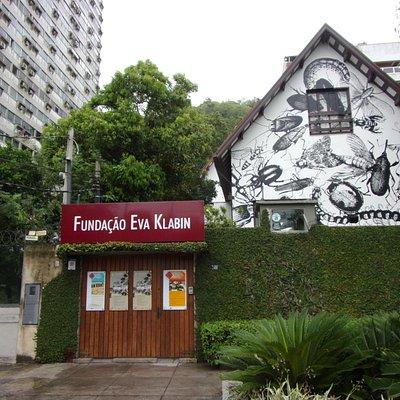 Outside of House, new art work on outside of house, Brazilian artist