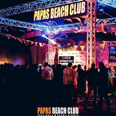 Papas Beach Club - Hurghada