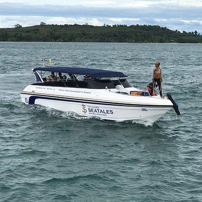Seatales Koh Mak Speedboat