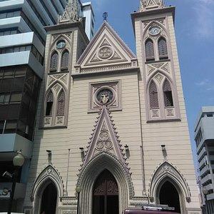 Guayaquil, Ecuador, Iglesia de La Merced.