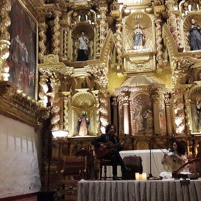 Concierto en Capilla San Antonio Abad