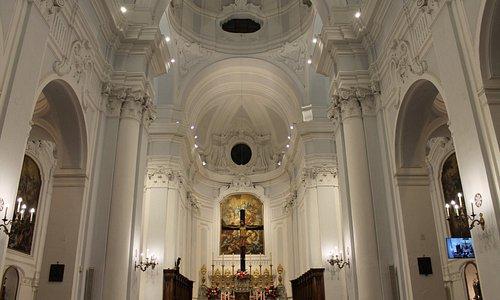 Cattedrale di Santa Maria Assunta interno
