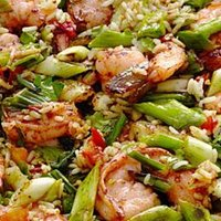 Asian Prawn Stir Fry