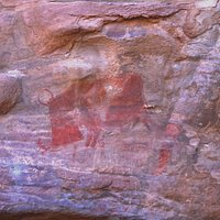 Boar Rock , Bhimbetka Rock Shelters