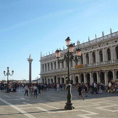 Columnas de San Marco y San Teodoro