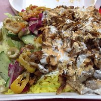 The best shawarma in town, too much good, we all family really enjoyed a food with great taste a