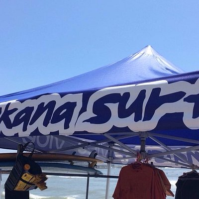 Summer time in Pukana surf 2017