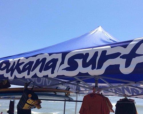 Summer time in Pukana surf 2017