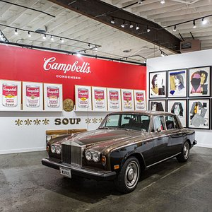 Andy's personal 1974 Rolls Royce