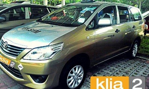KLIA & KLIA2 Taxi Services