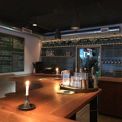 Best place for beer in Copenhagen.