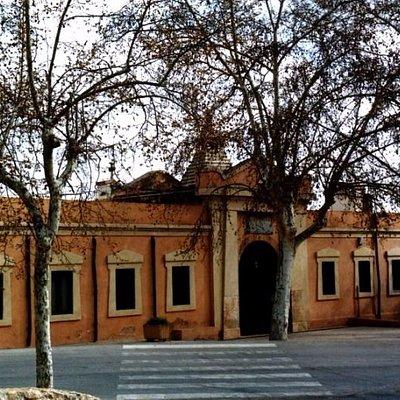 Entrada del Cementiri de Tarragona