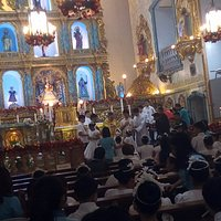 First Communion at Sts. Peter and Paul Parish Church