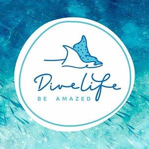 Dive Life logo