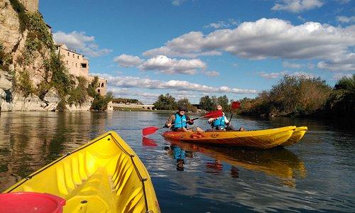 canoe river salou