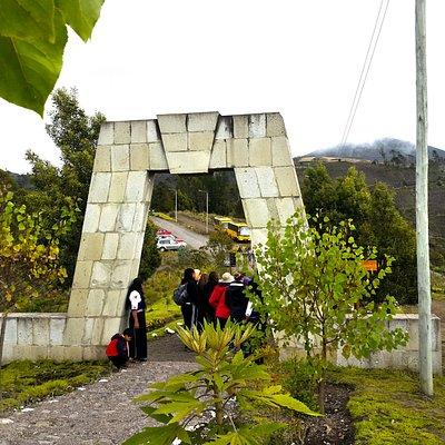 """En armonía con la vegetación y cultura de sus habitantes, así es el Centro Turístico """"Pucara Tam"""