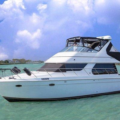 45 foot Carver Voyager in Boca Grande, FL
