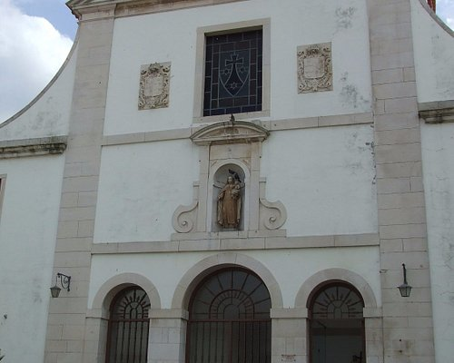 Fachada da Igreja do Carmo