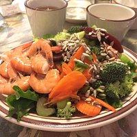 Menus and food