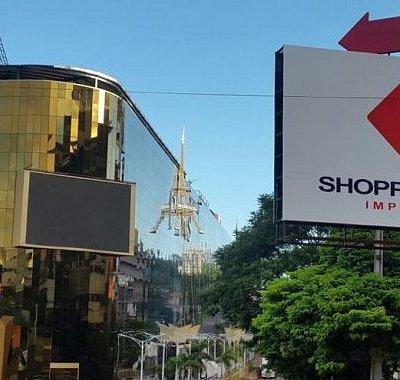 Shopping China Ciudad del Este (dentro do shopping Paris)