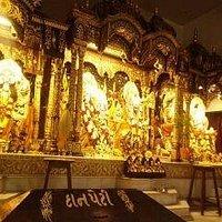The beautiful darshan
