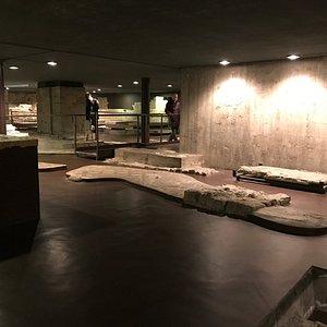 Cripta di Santa Reparata.