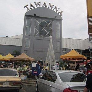 Tawanna market, Bangkapi, Bangkok