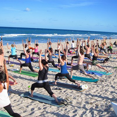 Follow us on Facebook and Instagram: @95thstreetbeachyoga
