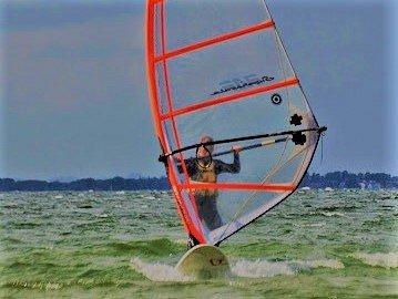 Windsurfingkurser på Amager Strand * udlejning * SUP * sit on top kajakker * Surf Camp på Samsø