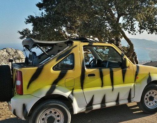 "Suzuki Jimny ""Tiger """