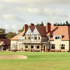 The welcoming Clubhouse