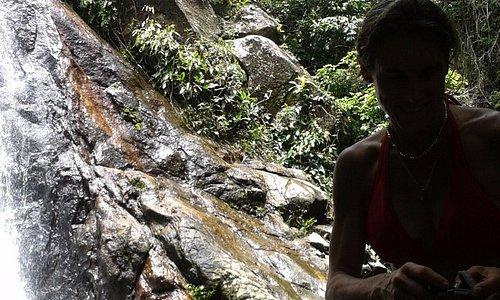 Cachoeira da feiticeira (cascada de la hechicera)