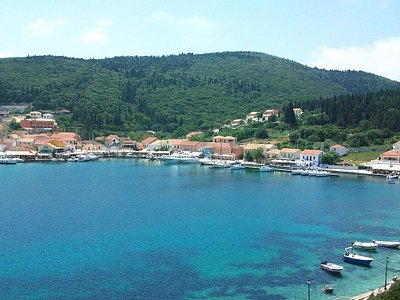 Fiscardo Kefalonia  Safety,luxury transfers&Island tours.Airport&Seaport shuttle. Online booking