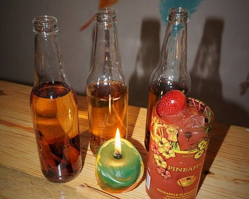 Bitters, Sweet & Sour, Spicy and fruity flavors freshly handcrafted for every taste!