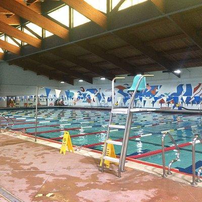 Larry R. Walkup Aquatic Center