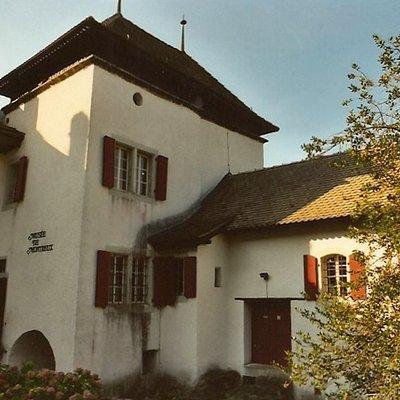Le Musée se trouve dans une maison vigneronne datant du XVIIe s.