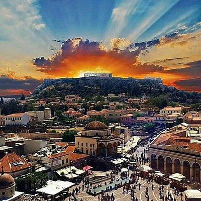 Our Beautiful Athens!