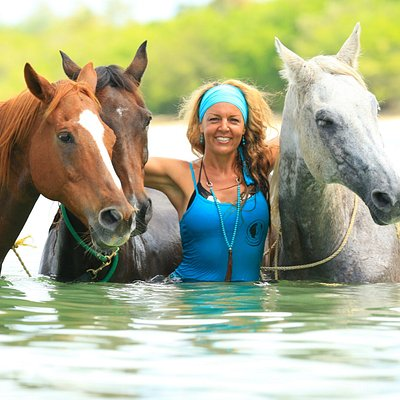 Being with Horses