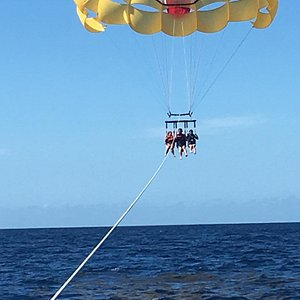 This was on our bucket list of things to do!