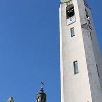 Esterno Parrocchia S. Maria del Popolo