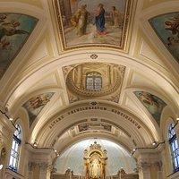 Interno Chiesa di Santa Maria delle Grazie