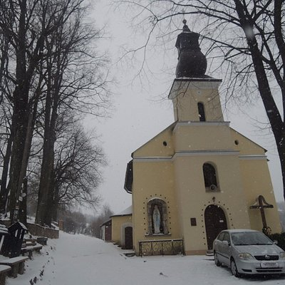 Kostol Navštívenia Panny Márie vo Vlkolínci